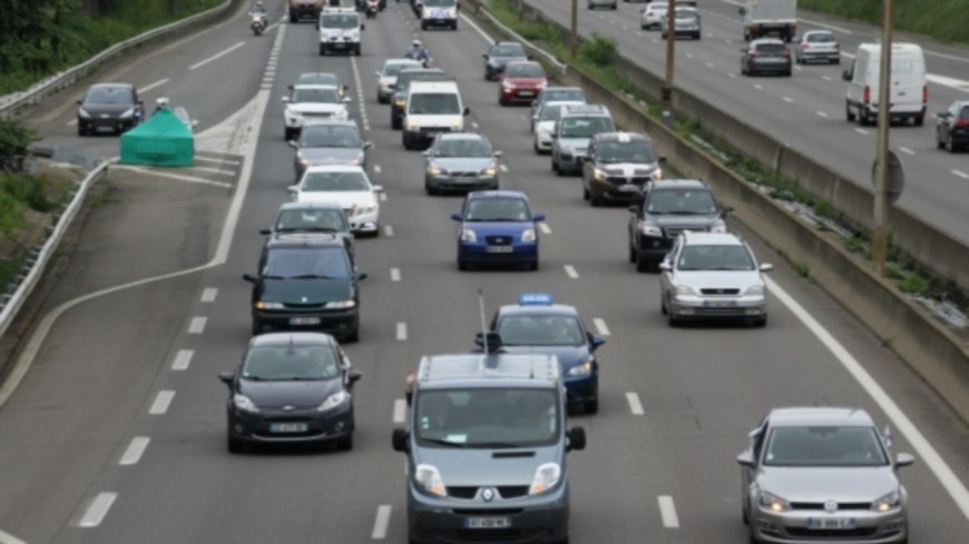 L'A46 coupée en direction de Marseille à cause d'un accident