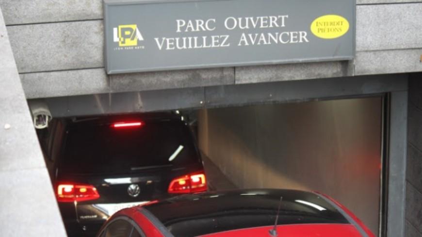 Lyon : le parking des Cordeliers ferme jusqu'au 15 août