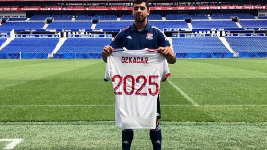 OL : Cenk Ozkaçar prêté en Belgique