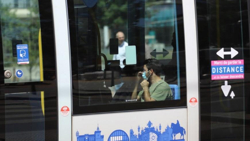Lyon : le tramway T1 perturbé à cause d'une rame en panne