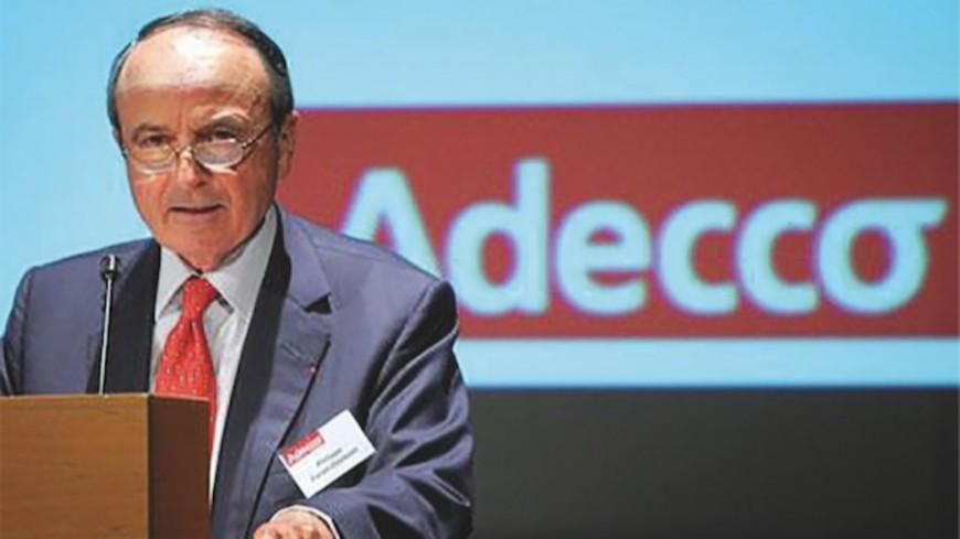 Lyon : Philippe Foriel-Destezet, le fondateur d'Adecco, est mort