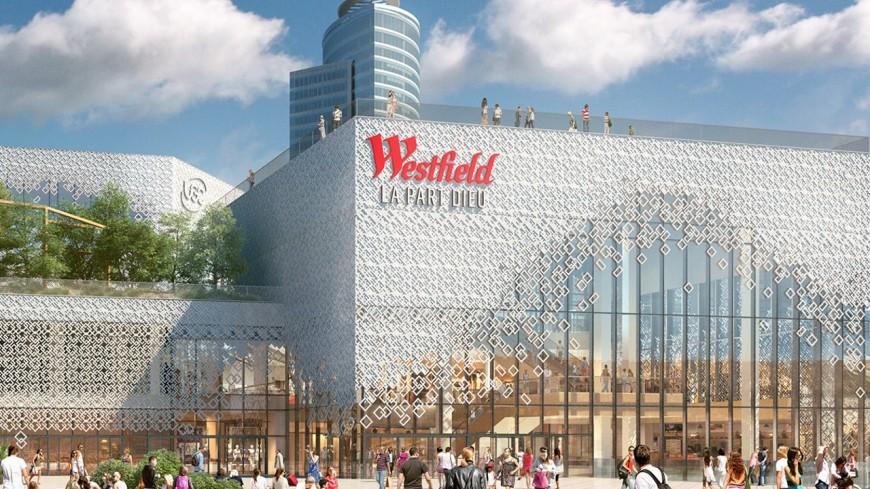"""Lyon : le centre commercial de la Part-Dieu devient """"Westfield La Part-Dieu"""""""