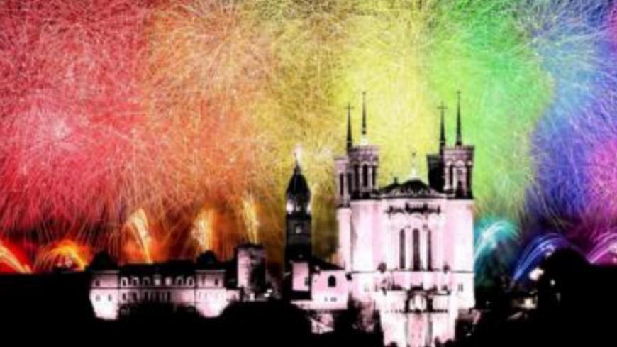 Le soleil après la pluie : le feu d'artifice du 14 juillet aura des allures d'arc-en-ciel à Lyon