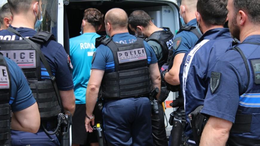 Opération de police à la Guillotière : des contrôles d'identité et plusieurs interpellations