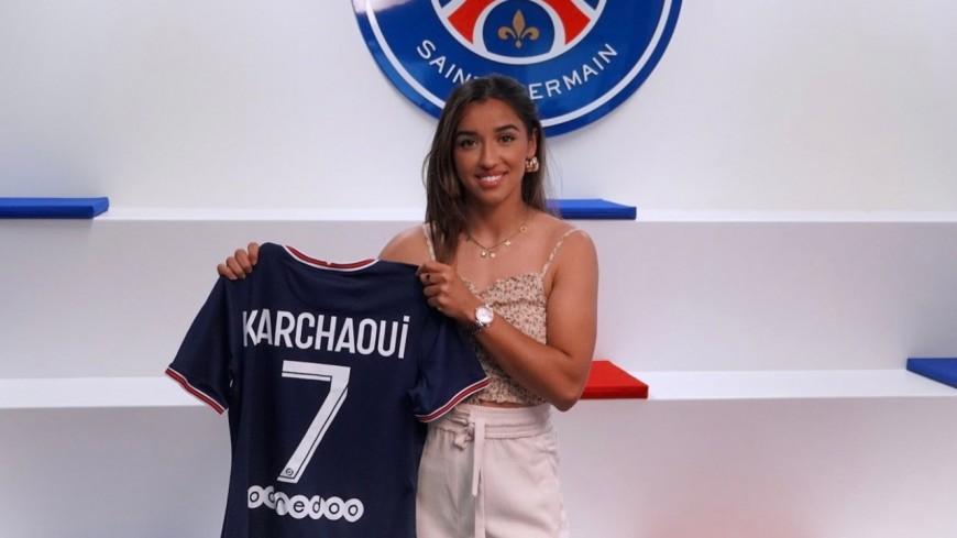 OL féminin : Sakina Karchaoui signe au PSG (officiel)