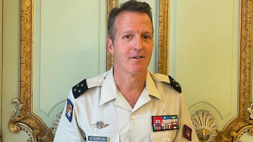 Gilles Darricau : un pilote d'hélicoptère aguerri devient gouverneur militaire de Lyon