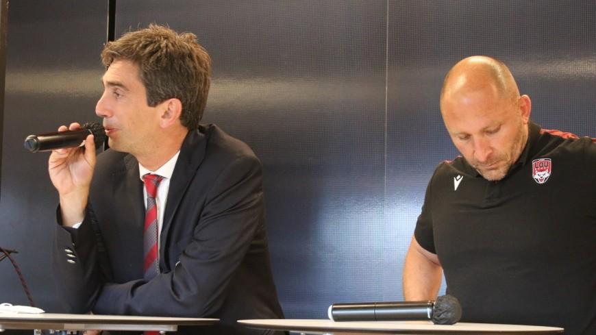 """Rentrée du LOU Rugby : """"On a le plus bel effectif qu'on n'a jamais eu"""", assure Yann Roubert"""