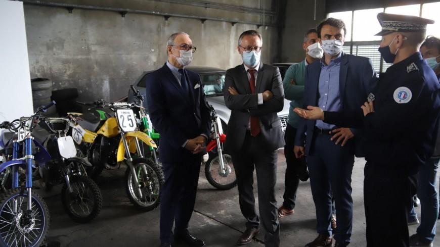 Lyon : 16 individus en prison pour rodéos urbains depuis le début de l'année