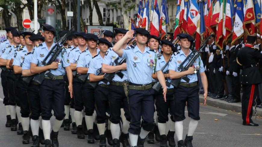 Lyon : le programme du défilé militaire du 14 juillet