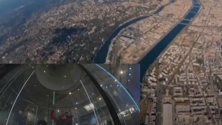 On a volé (virtuellement) au-dessus de Lyon - VIDEO
