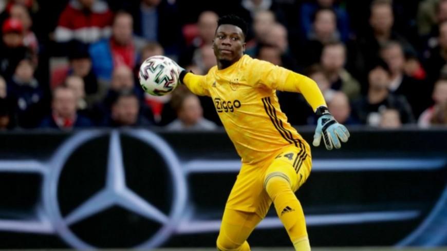L'Inter Milan voudrait empêcher la signature d'André Onana à l'OL