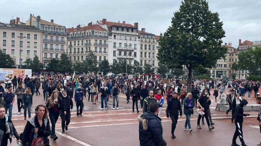Les anti-pass sanitaire de retour à Lyon ce samedi