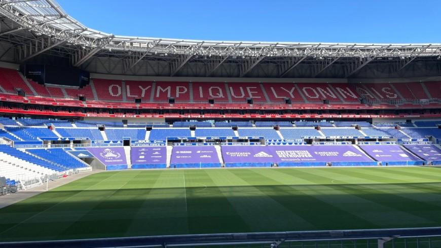 Pour la première au Groupama Stadium, l'OL s'impose contre Villefranche (2-0)