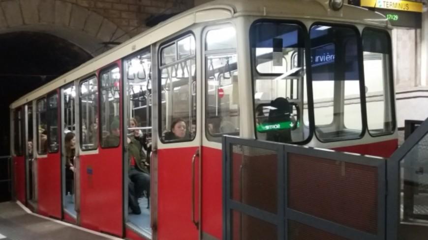 Lyon : le funiculaire de Fourvière à l'arrêt pour quinze jours