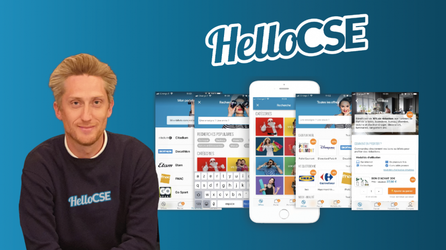 HelloCSE, la référence billetterie CSE