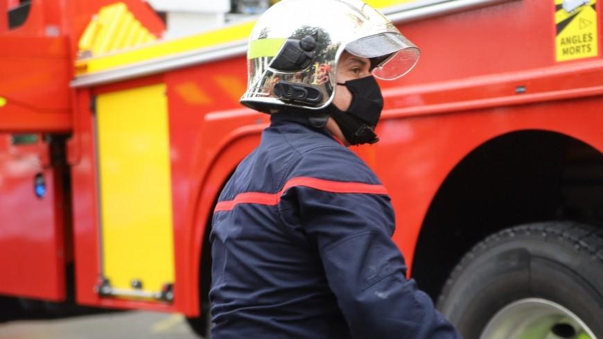 Près de Lyon : quatre blessés dont un grave dans un violent accident sur l'A46