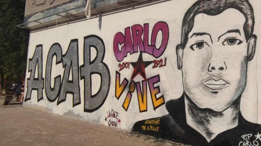 Lyon : la fresque anti-policiers réalisée dans le quartier de la Guillotière a été effacée par la mairie