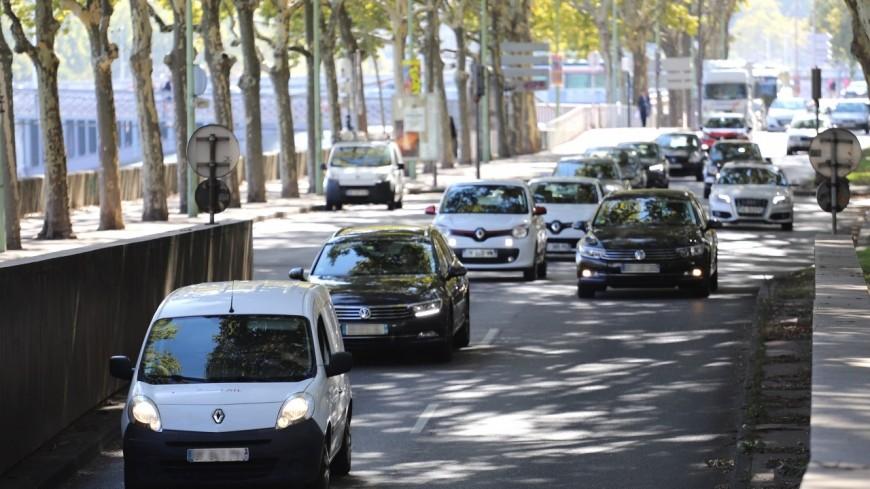 Lyon reste la ville la plus covoiturée de France