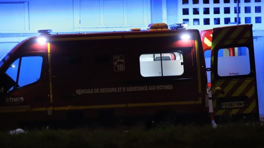 Villeurbanne : un homme retrouvé inconscient en pleine rue