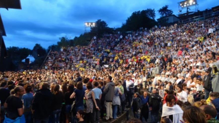 Nuits de Fourvière : 76 000 spectateurs accueillis malgré les jauges réduites et le pass sanitaire