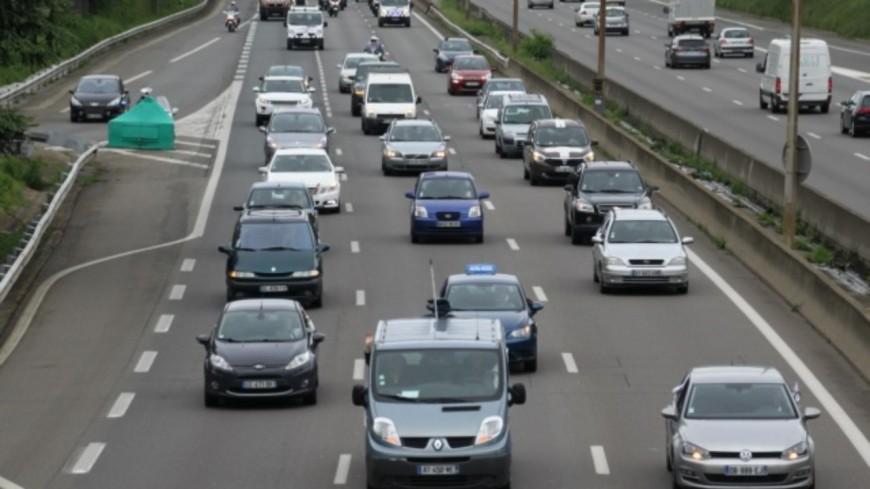 Grosses difficultés sur l'A7 après un accident au sud de Lyon