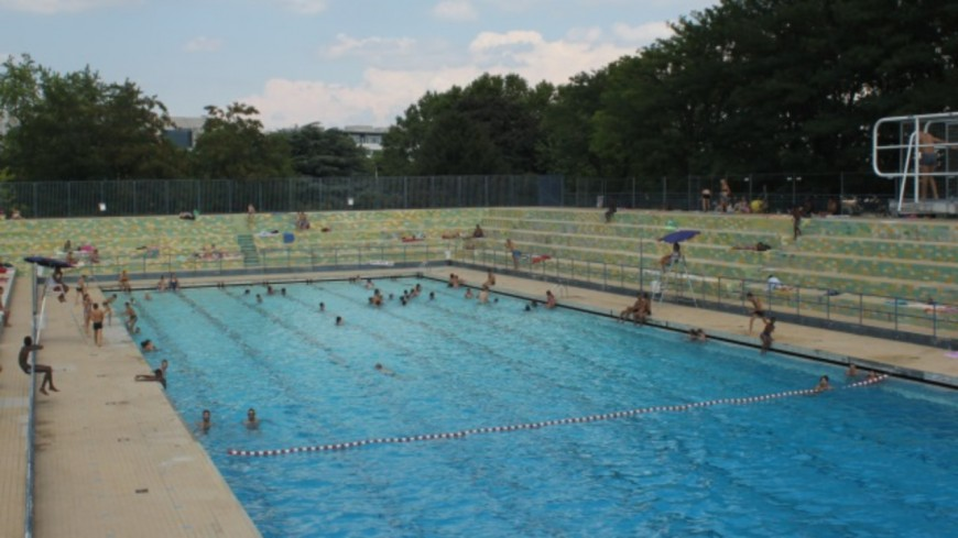 La piscine de Gerland fermée au public à cause d'un incident technique
