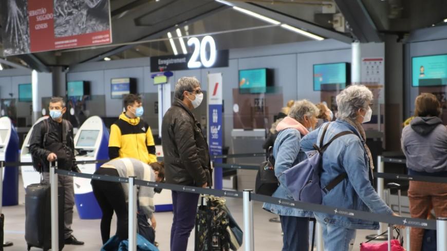 Lyon : l'avion pour Francfort décolle sans eux, ils se battent à l'aéroport