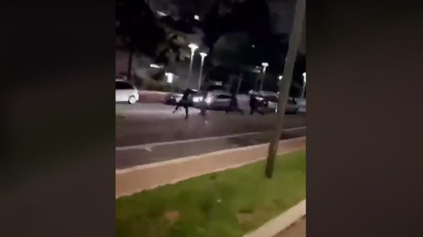 Près de Lyon : un équipage de police ciblé par des jets de projectiles à Rillieux (VIDEO)