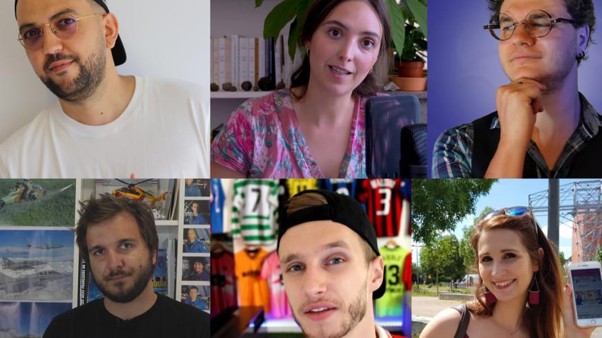 (Re)découvrez les youtubeurs qui représentent Lyon sur internet !