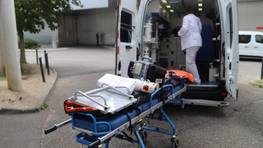 Covid-19 : les hospitalisations en forte hausse dans le Rhône et à Lyon