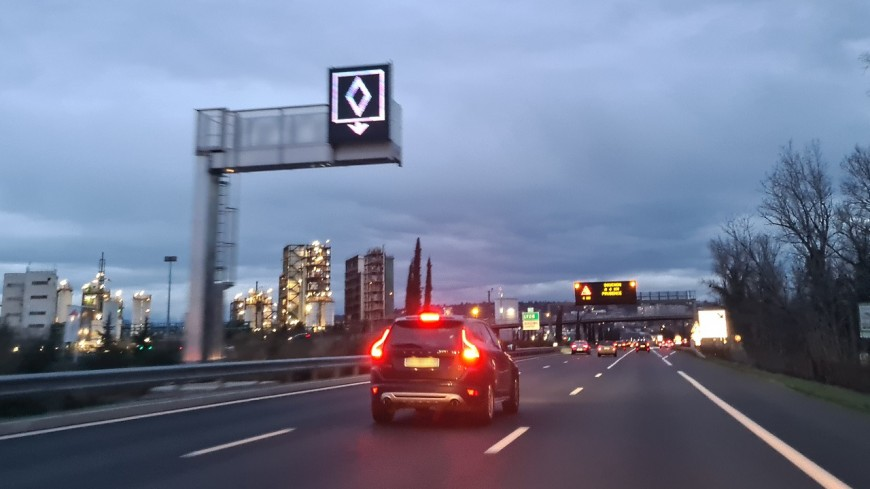 Lyon : l'alerte de pollution levée par le préfet