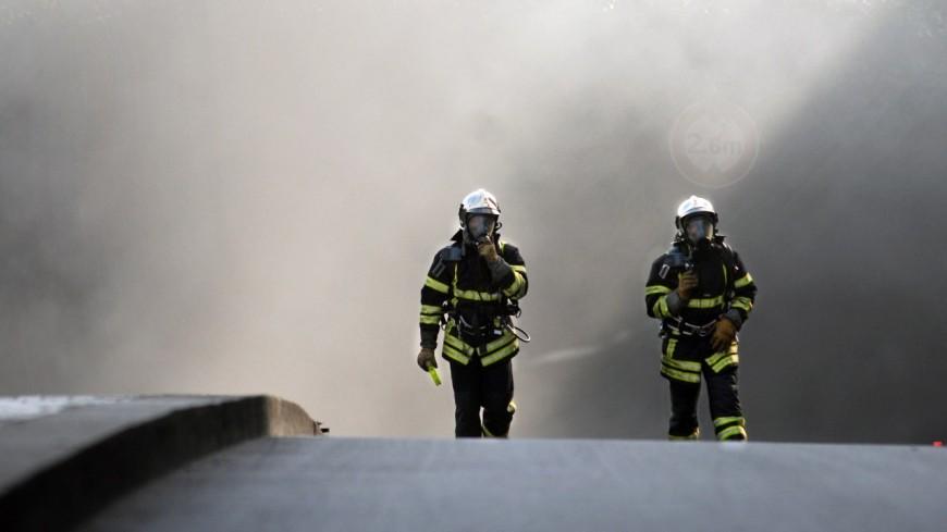 Feux de forêt : 28 pompiers du Rhône en renfort dans le Sud de la France