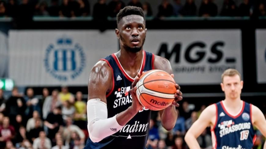 Basket : le géant Youssoupha Fall signe à l'ASVEL
