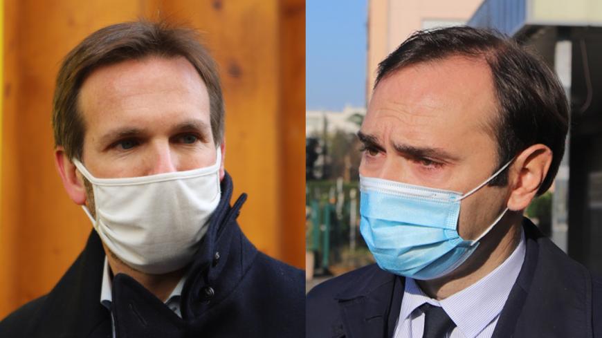 Afghanistan : Fabien Bagnon (Métropole de Lyon) accuse Jérémie Bréaud (Bron) de récupération