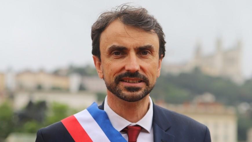 """Grégory Doucet : """"Lyon est prête à accueillir les Afghans qui cherchent un refuge en France"""""""