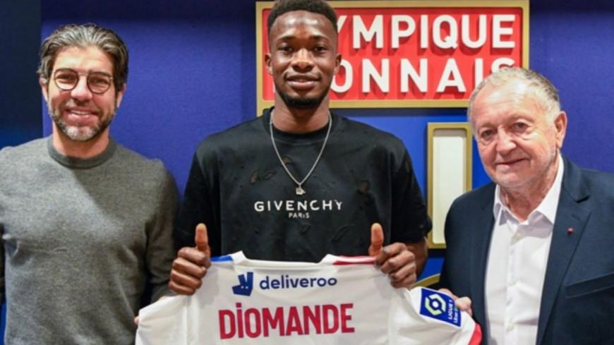 OL : une vente de Diomandé à Troyes pour accélérer le mercato ?