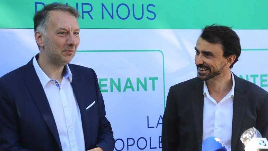 Lyon et ses élus bien représentés aux journées d'été des écologistes à Poitiers