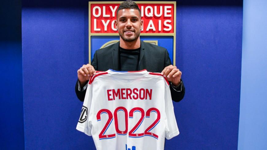 Mercato : Emerson (Chelsea) arrive en prêt à l'OL