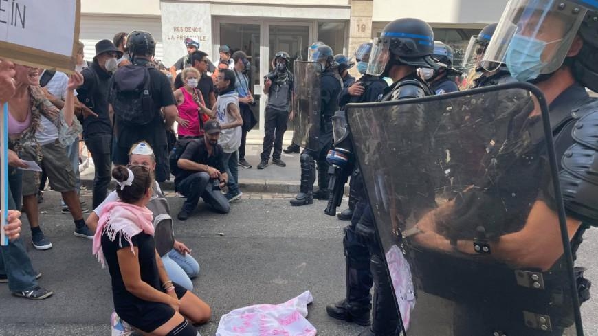 Lyon : une participation plus faible aux manifestations anti-pass sanitaire