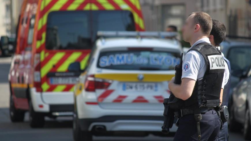 Lyon : poignardé à Perrache, il titube jusqu'aux quais du Rhône
