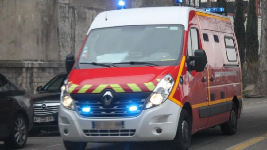 Près de Lyon : un piéton violemment renverséà Villeurbanne
