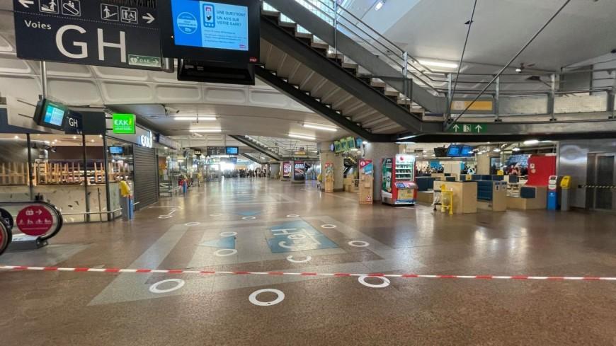 Lyon : des colis suspects à la Part-dieu, plusieurs trains supprimés (MàJ)