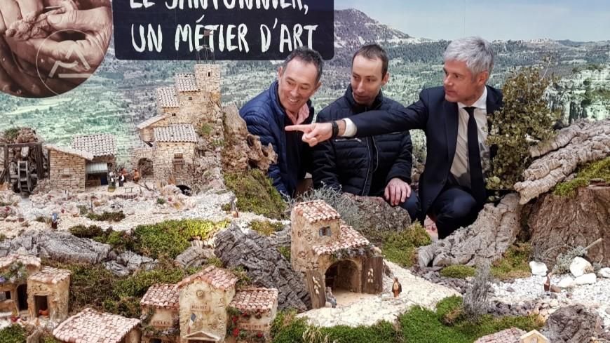 Crèches installées à l'Hôtel de Région à Lyon : Laurent Wauquiez gagne aussi en appel