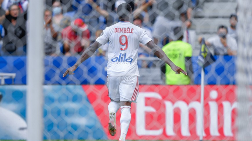 Nantes-Lyon : dans la douleur, l'OL s'offre enfin sa première victoire (0-1) - VIDEO