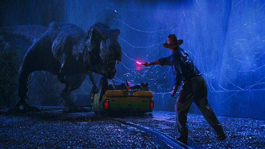 Lyon : une nuit Jurassic Park au Festival Lumière 2021