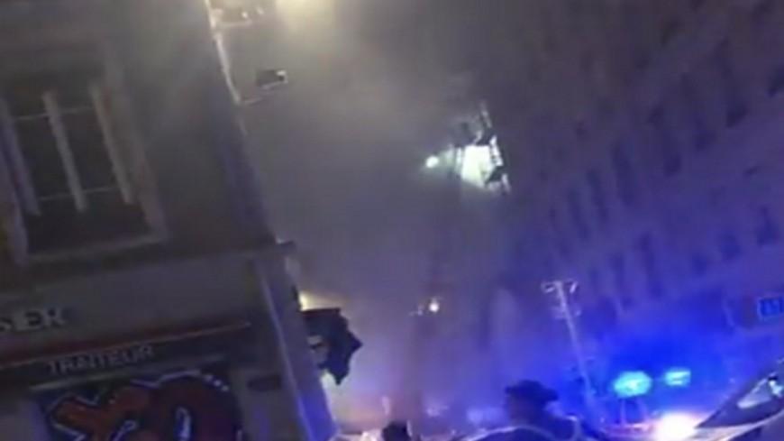 Lyon : impressionnant incendie dans le 7e arrondissement, 200m² ravagés par les flammes