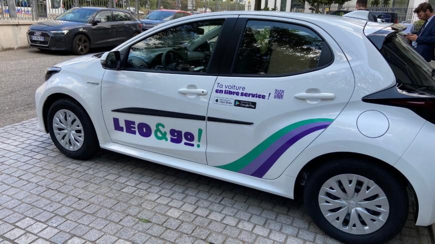 Leo&Go, le système d'autopartage qui espère enfin convaincre à Lyon et Villeurbanne