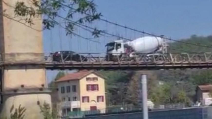 Près de Lyon : le pont de Couzon rouvre à la circulation après quatre mois de fermeture