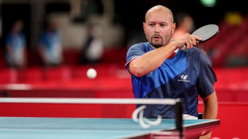 Jeux Paralympiques de Tokyo : deux nouvelles médailles pour les pongistes lyonnais
