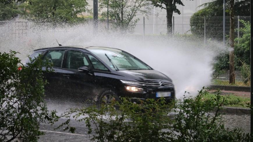 Lyon : les précipitations en hausse de 37% cet été